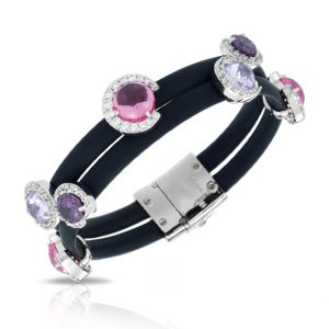 Belle Étoile Element Black Bracelet