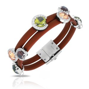 Belle Étoile Element Brown Bracelet
