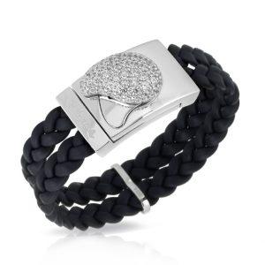 Belle Étoile Florence Black Bracelet