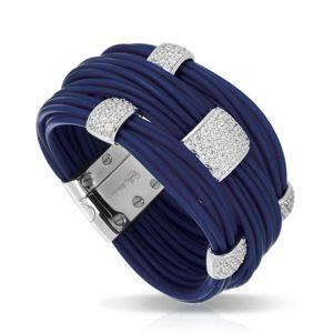 Belle Étoile Legato Blue Bracelet
