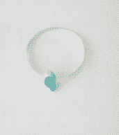 Sterling Silver Turquoise Round Bangle