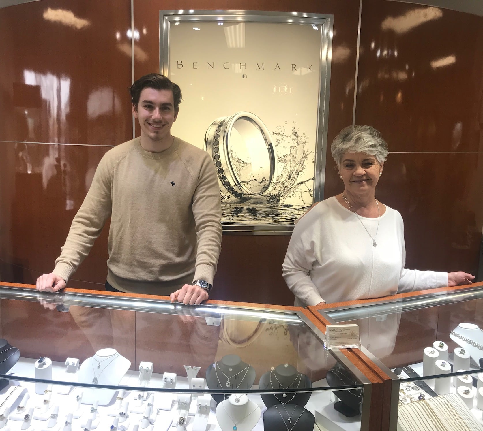 Dublin Village Jewelers - Alex and Galina