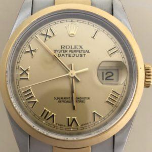 Men's Two-Tone Rolex Datejust
