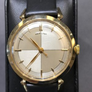 SOLD – Men's Vintage Hamilton Mechanical Watch