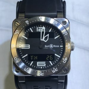 SOLD – Men's Bell & Ross BR03-88