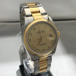 Men's Two-Tone Rolex Datejust