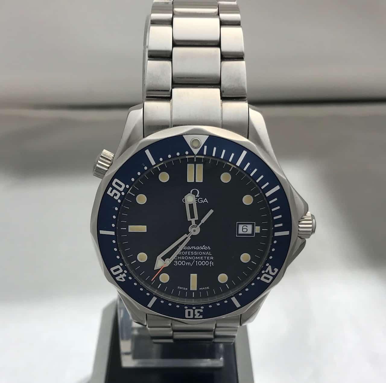 9edce39974de Men s Omega Seamaster Professional Watch - Dublin Village Jewelers