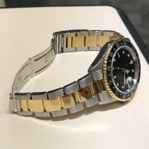 SOLD – Mens' Rolex GMT-Master