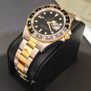 SOLD – Rolex GMT-Master