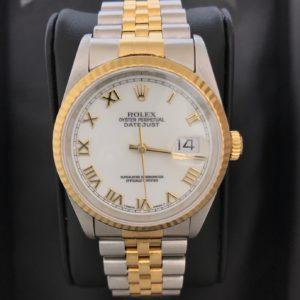 SOLD -Rolex Datejust