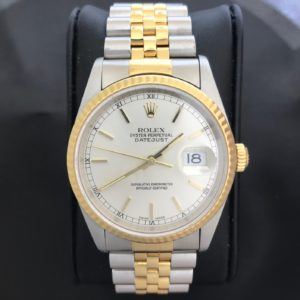 SOLD – Men's Rolex Two-Tone Datejust
