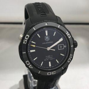 Available – Men's Tag Heuer Aquaracer Titanium Automatic