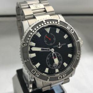 SOLD – Men's Ulysse Nardin Maxi Marine Diver
