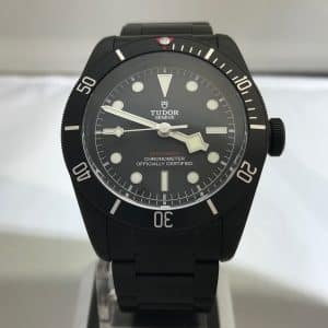 SOLD – Men's Tudor Heritage Black Bay Dark