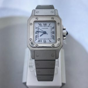 Available – Ladies Cartier Santos