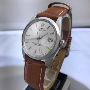 SOLD – Men's Vintage Rolex Oyster Perpetual Date