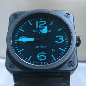 SOLD – Men's Bell & Ross BR03-92