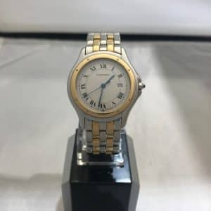 Available – Ladies Cartier Cougar