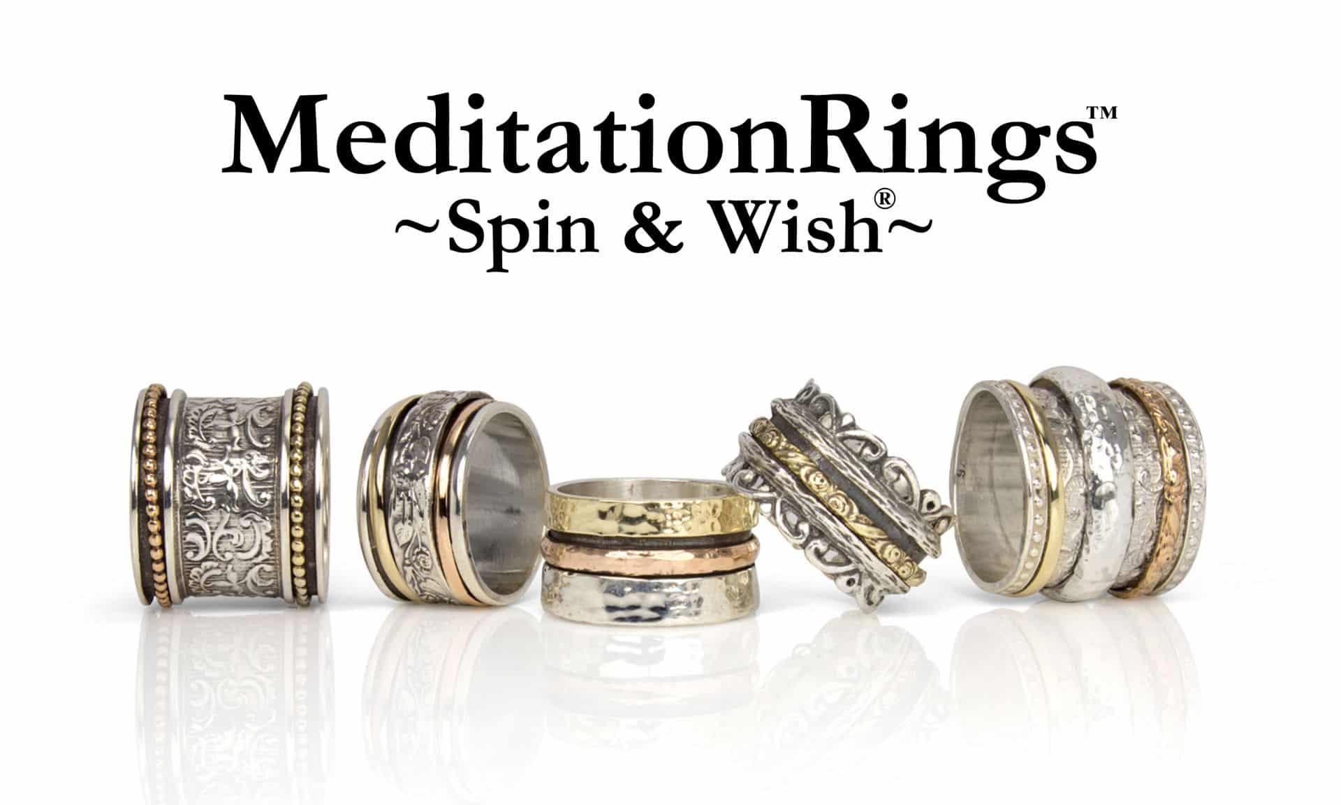 MeditationRings - Spin & Wish