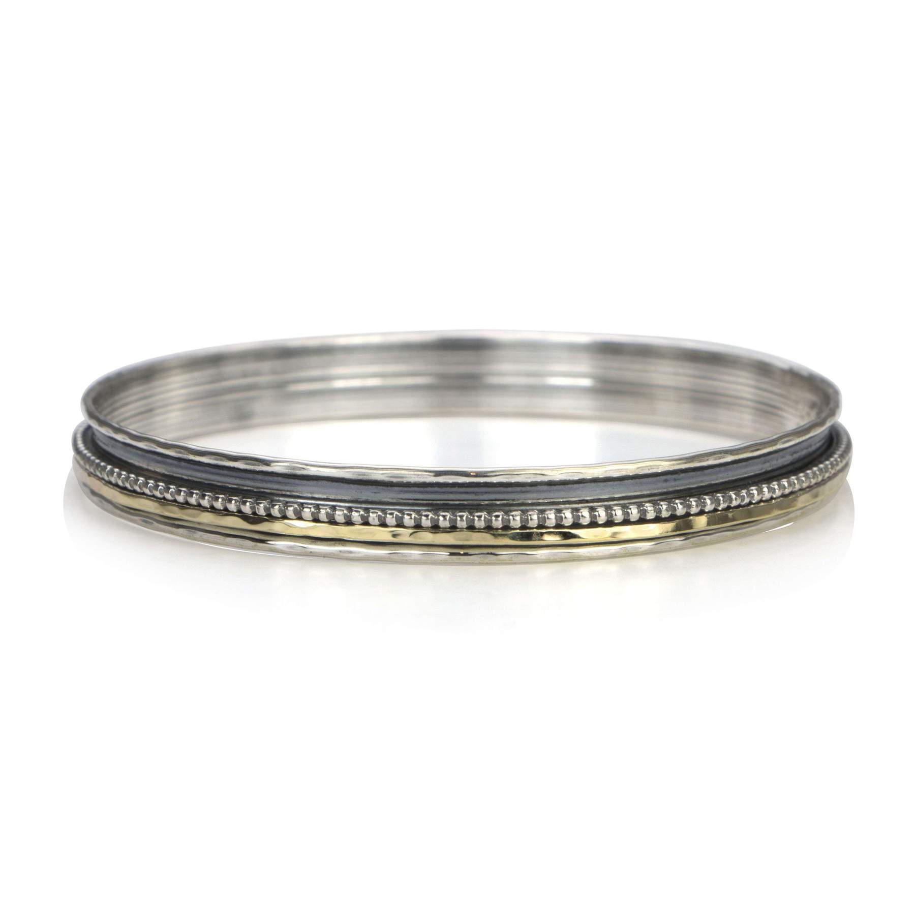 MeditationRings - Blissful Bangle Collection - Simplicity