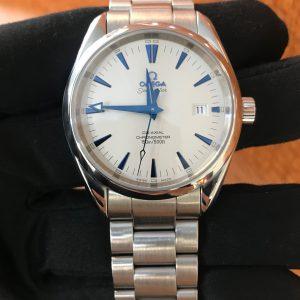 Men's Omega Seamaster Aqua Terra Chronometer