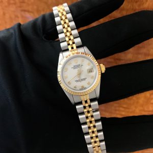 Available – Ladies Rolex Datejust
