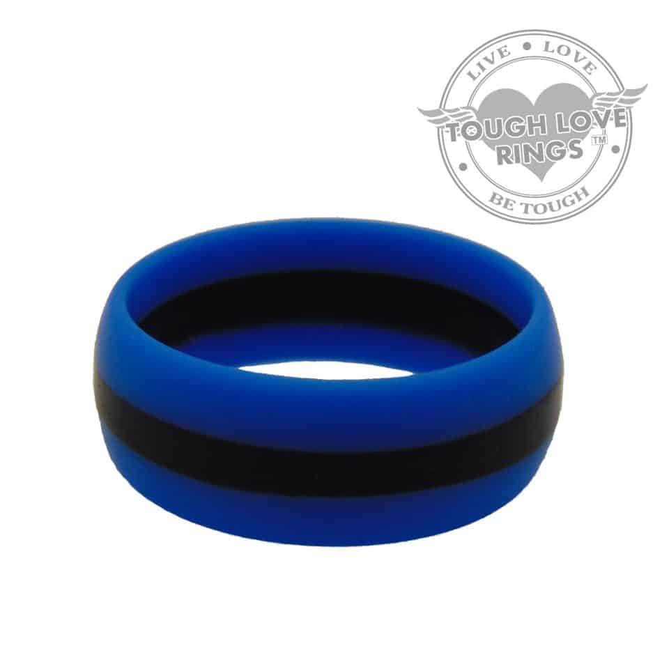 TOUGH LOVE Silicone Ring