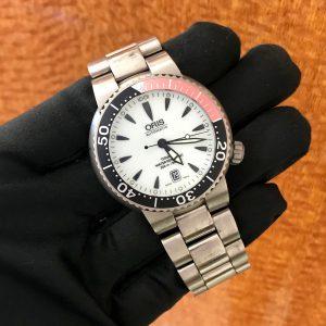 Coming Soon – Men's ORIS Titanium Diver