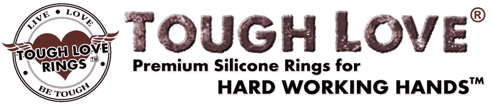 TOUGH LOVE Silicone Rings