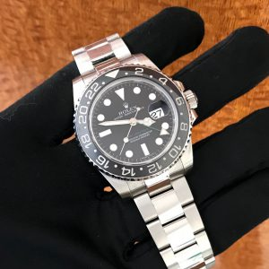 SOLD – Men's Rolex GMT II