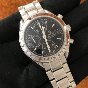 Available – Men's Omega Speedmaster Date