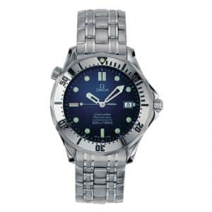 Coming Soon – Omega Seamaster Professional Blue Wave Dial