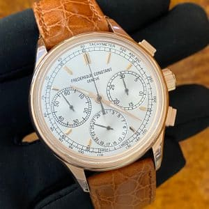 Available – Men's Frederique Constant Flyback Chrono