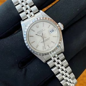 Sold- Ladies Rolex Oyster Perpetual Date 26mm