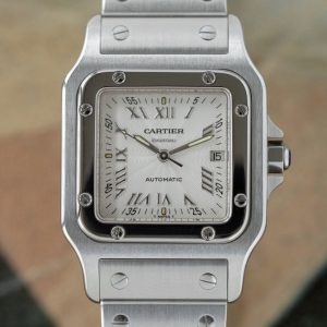 Coming Soon – Men's Cartier Santos