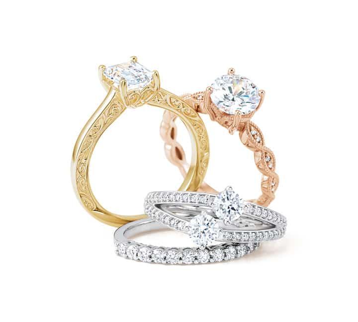 Dublin Village Jewelers -- Wedding Rings